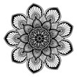 Mandalas for coloring  book. Decorative round ornaments. Unusual flower shape. Oriental vector, Anti-stress therapy patterns. Weave design elements. Yoga logos Vector. - 213182638