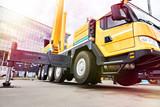 Mobile crane off-road capability - 213196662