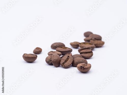 Aluminium Koffiebonen mehrere kaffeebohnen