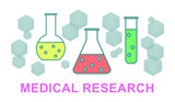 Concept of medical research - 213214097
