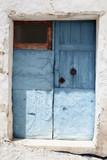 Puerta azul - 213223422