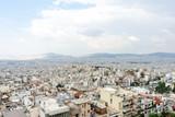 Panoramic view of Athens, Greece - 213242035