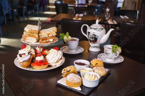 Afternoon Tea for Two with Prosecco  - 213244087