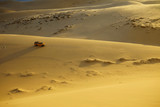 Sand mountains in the desert - 213246036