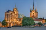 Dom Erfurt beleuchtet - 213247265