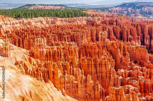 Foto Spatwand Baksteen Bryce Canyon National Park