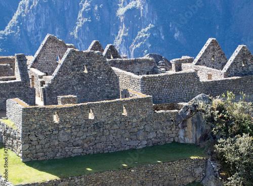 Machu Picchu Inca Ruins - 213302871