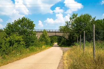 Brücke © thomasknospe
