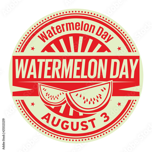 Watermelon Day - 213323219