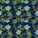 Aloha vibes leaf pattern - 213336600