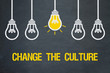 Change the Culture