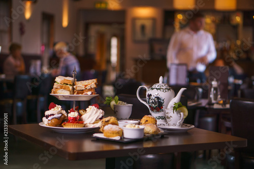 Afternoon Tea for Two - 213395001