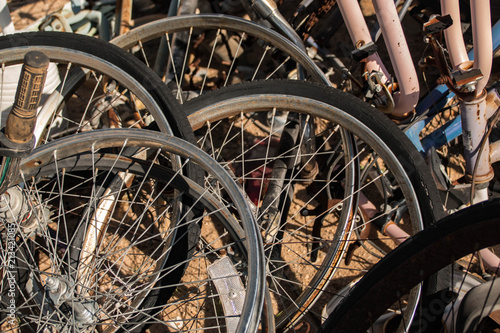 Aluminium Fiets Bicycle Wheels
