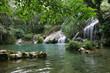 El Nicho Waterfalls near Cienfuegos, Cuba - 213430275