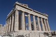The Parthenon is a monument of ancient architecture