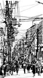 Street in Japan - 213471024