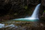 Whitmore Falls Near Lake City, Colorado