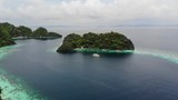 One of the Islands in the beautiful Palawan paradise - 213487609