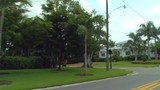 Luxury homes Naples Florida driving plates - 213502849