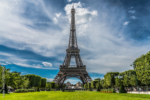 Fridge magnet Le Tour Eiffel