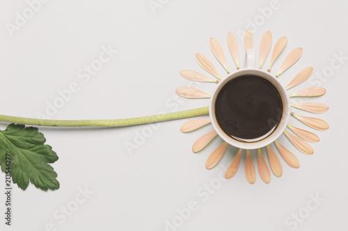 Foto Murales Flower Set