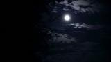 full moon landscape at night - 213567450