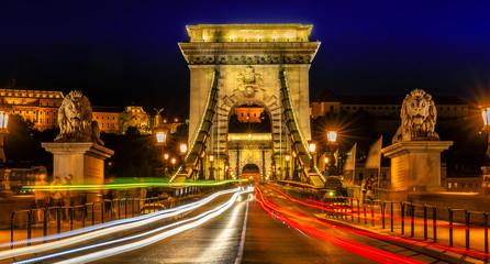 Chaing Bridge Traffic