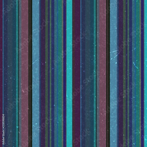 Vertical stripes pattern, seamless texture background. Ideal for printing onto fabric and paper or decoration. Blue, green colors.