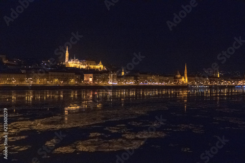 Fotobehang Boedapest Budapest, Hungary