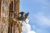 Detail of Orvieto Cathedral - 213603428