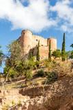 Castle, Huelma, Jaen Province, Spain - 213607420