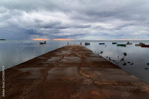 Foto Murales Boats