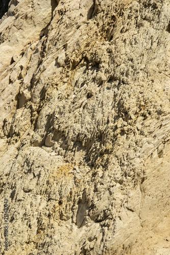 Fotobehang Stenen Rocher désertique