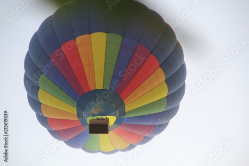 Ballon multicolore - 213619839