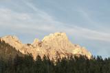 Abendsonne in den Tiroler Bergen - 213644823