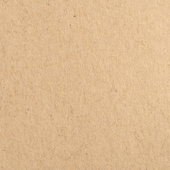 Close up brown kraft paper texture and background.