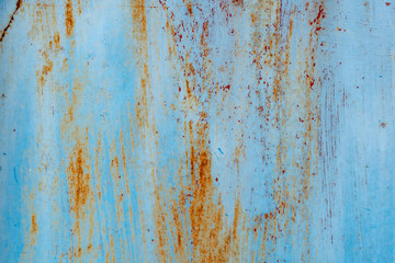 blue dust and Scratched Textured Backgrounds with space.