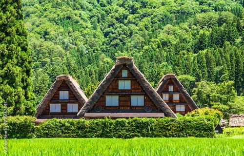 日本の原風景 白川郷