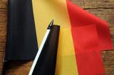 Koninkrijk België Royaume de Belgique Königreich Belgien Belgio Belgium בלגיה ベルギー Բելգիա  - 213665296