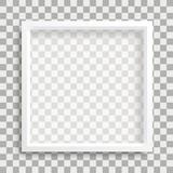 Bildrahmen Weiß Transparenter Hintergrund - 213753492