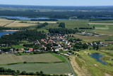 Krugsdorf mit Golfhotel und Kiessee - 213792859