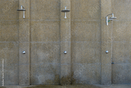 Swimming pool shower head | Buy Photos | AP Images | DetailView