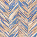 Seamless painted parquet texture - 213893018