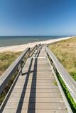 Steg Meer Ozean Küste Dünen - 213907855