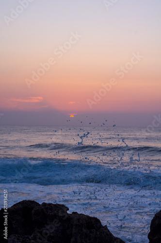 Umdloti Sunrise Sea Spray - 213936251