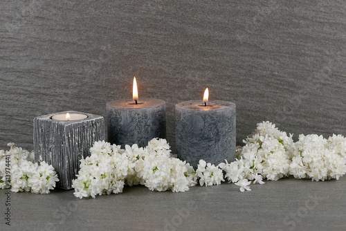 Brennende Kerzen © Carmen 56