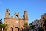 Small Church in Las Palmas Spain - 214017818