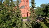 Old church in Sipoo, Finland. - 214034618