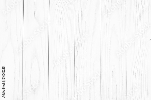 white wood texture backgrounds. Abstract background, empty template. - 214042285