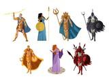 greek mythology gods
